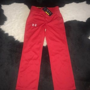 Baseball pants Red NWT Size Youth Small